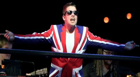 Joe Mcelderry in The Who's Tommy
